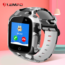 LEMFO LEC2 Smart Watch Kids GPS Wifi 600Mah Battery Baby Smartwatch IP67 Waterproof SOS For Children Support Take Video Pre-sale(China)
