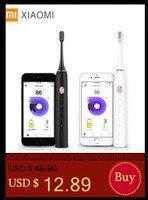 Сяо Ми электрический зубная щётка обновлена электрическая перезаряжаемые зубная щётка взрослых чистка зубов акустические волны смарт-Ми приложение дома