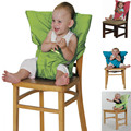 Multi-function Baby Portable Seat Cover Easy Storage Home Travel Outdoor Kids Seat >8months