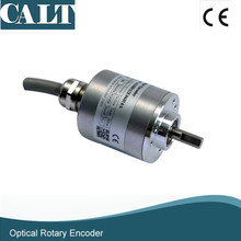 EAS38 small size SSI output 4096 16384 resolution binary code absolute rotary encoder low price single lap absolute encoder ssi interface output 14 bits 16384 resolution cas60r14e10sgb angle position sensor