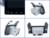 5.1.1 Android GPS Navi Radio para Toyota RAV4 09-12 2DIN headunit estéreo Broswer Cabeza Dispositivo libera el mapa