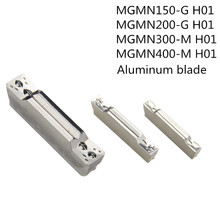 10PCS MGMN150 MGMN200 MGMN300 MGMN400 H01 carbide insert Grooving aluminum blade plate cutter CNC lathe tool TurningHolder MGEHR mgehr 1010 2 10x10 x100mm grooving tool holder with 10pcs mgmn200 insert blade for 2mm cut