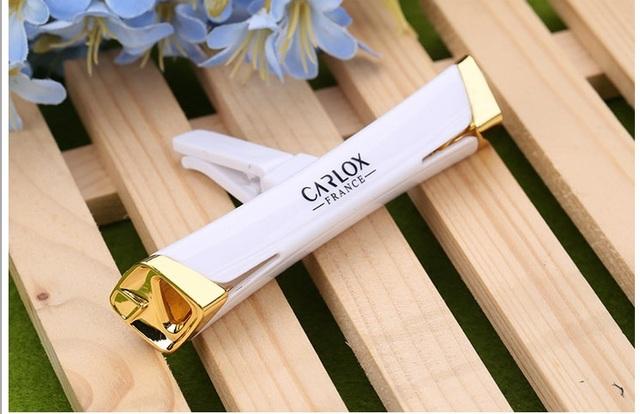 Car-styling perfume car air freshener Auto outlet perfume Vent air freshener in the car Air Conditioning Clip Magnet Diffuser