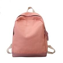 цены на Canvas School Bags Gilrs Backpack Casual Book Back Bag for young girls Canvas Knapsack Travel Backpack Bolsa Mochila for girls  в интернет-магазинах