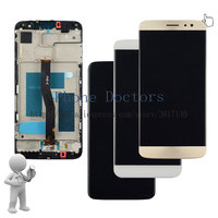 Full LCD DIsplay Touch Screen Digitizer Assembly Frame Cover For Huawei Nova Plus TD LTE MLA