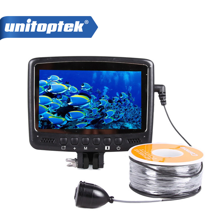 Mini Underwater Fishing Camera 8 IR LEDs 15m Cable Length Inspection CCTV Camera System With 4.3 Inch Color Monitor Fish Finder genuine fuji mini 8 camera fujifilm fuji instax mini 8 instant film photo camera 5 colors fujifilm mini films 3 inch photo paper