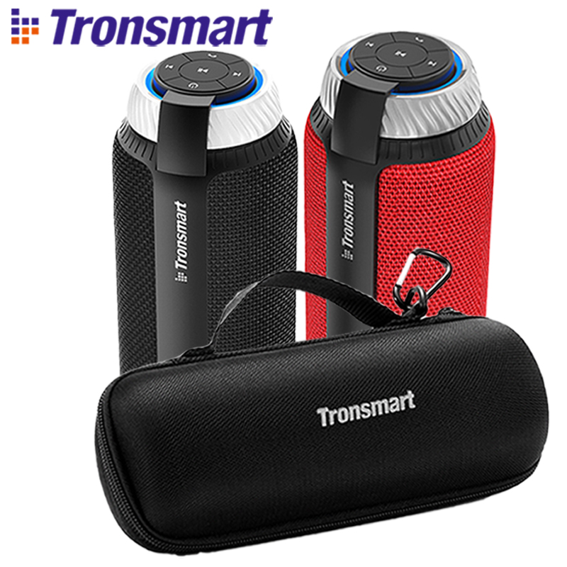 Tronsmart Element T6 Bluetooth Speaker Portable Soundbar Bluetooth 4 1 Audio Receiver Wireless Mini Speaker for