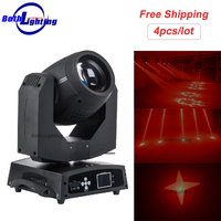 Professional DJ Equipment 200W Sharpy 5R Beam Moving Head Sky Lights DMX512 Control for Disco Party Bar Efferct