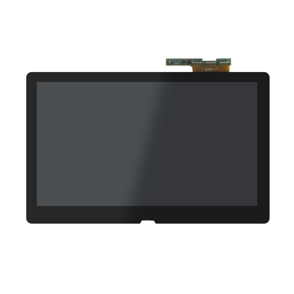 15.6 inch 1920X1080 for Sony Vaio SVF15N SVF15N2M2RS LCD LP156WF4(SP)( U1) Touch Screen Assembly lcd touch screen digitizer assembly for sony vaio laptop svf15n svf15n1b4e svf15n1c5e vvx16t020g00 2880 x 1620