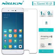 Nilkin for Xiaomi Mi 5S Tempered Glass Screen Protector Nillkin 9H Amazing H / H+Pro 0.2mm Glass Film for Xiaomi Mi5S M5S Mi 5s
