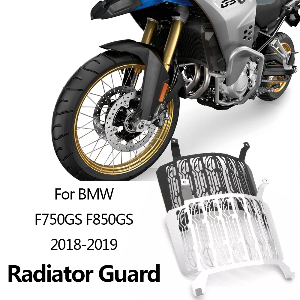 For BMW F750GS F850GS F 750 GS F 850 GS 2018 2019 Radiator Guard Grille Protector