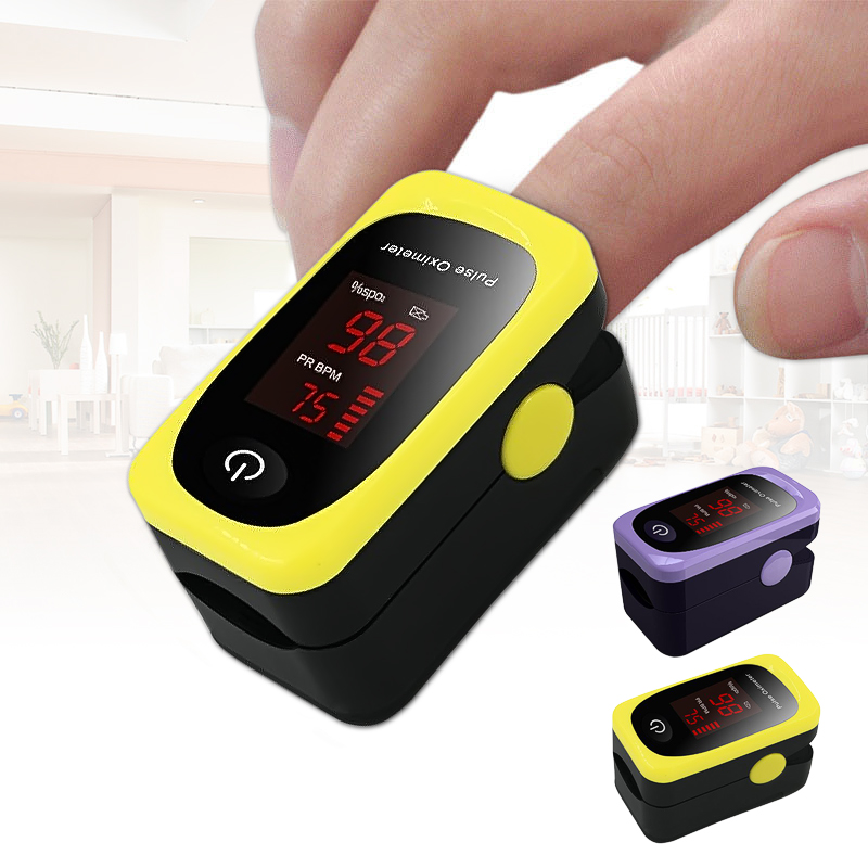 US $20 24 25% OFF|Mrosaa Finger Pulse Oximeter Neonatal Iinfant Child  Infant Pulse Oximeter Pediatric Pulse Oximeter Heart Rate Monitor-in Blood