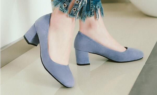 Zapatos Pumps purple Mujer blue C161616 Black Schuhe pink Heels green Casual Frau Laides Riemchen Fasion Nizza High Party Frühjahr Mädchen Frauen rrBHvqw