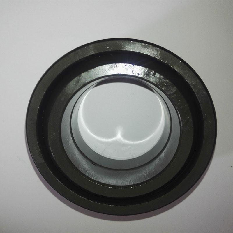 1 pieces Radial spherical plain bearing GEF60ES SB60A GE60XS/K size: 60X100X53X45MM 1 pieces radial spherical plain bearing gef50es sb50a ge50xs k size 50x80x42x36mm