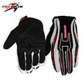 Pro-biker motocross off-road racing guantes mtb dirt bike riding transpirable guantes de moto guantes de moto completo dedo guantes luvas