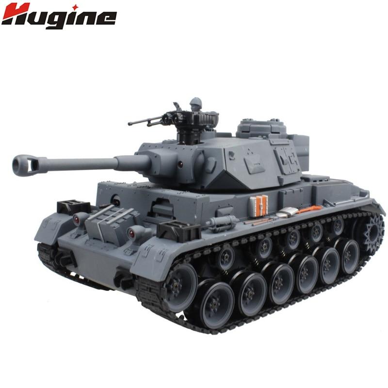 RC Tank 15 Channel 1 20 Panzerkampfwagen German Panther 4 Main Battle Tank Model With Shoot