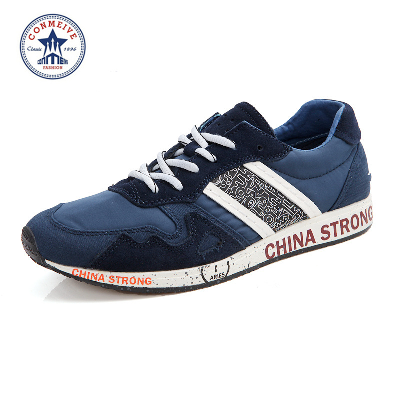 promoción zapatillas suela de goma zapatillas de deporte respirables deportes a