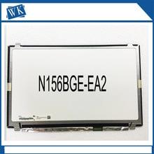 Free Shipping N156BGE-EB1 NT156WHM-N12 LP156WHB TPA1 B156XW04 V.8 V.7 B156XTN04.0 N156BGE-EA1 30-pin N156BGE-E42 N156BGE-EA2