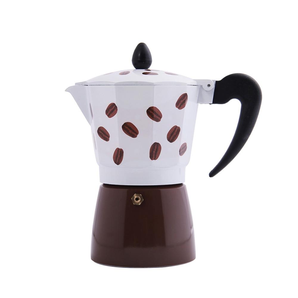 3cup Italian Stove top/Moka espresso coffee maker ...
