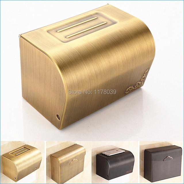 Wall mount paper holders,commercial toilet tissue holder,Retro ...