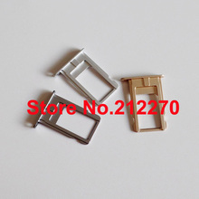 """Original New Nano Sim Card Tray Slot Holder Replacement Parts For iPhone 6 Plus 5.5""""Gold/Silver/Gray Wholesale Free Shipping"""