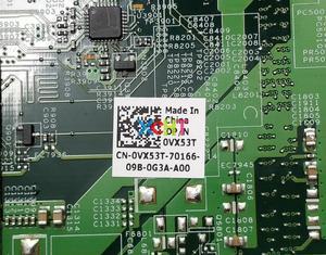 Image 4 - Dell inspiron n5010 CN 0VX53T 0 v x 53 t vx53t w hd5470 비디오 카드 48.4hh01.011 노트북 마더 보드 메인 보드 테스트 됨