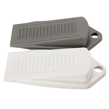 Хлопнув стопа безопасно держать предотвратить рези клин пробка серый двери безопасности