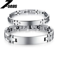Min Order 10 Accessories Fashion Bracelet Anti Fatigue Health Care Chain Lovers Bracelet N8403
