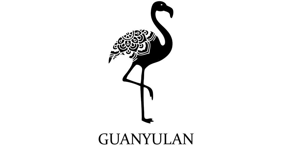 Лого бренда GUANYULAN из Китая