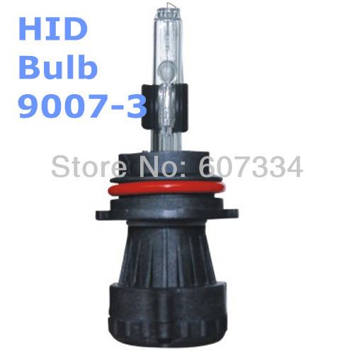Stock Shipping New 12V/55W HID Xenon Bulb 9007-3 Hi/Low by Xenon Lamp stretch(3000K/4300K/6000K/8000K) For Headlight