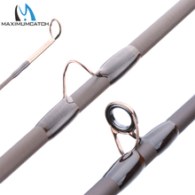"""Maximumcatch 5WT Fly Rod 9'/10'6""""-#5WT-5Sec Extra Extension Section With Cordura Tube Fly Fishing Rod"""
