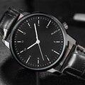 Wlisth reloj reloj de los hombres de negocios 2017 de primeras marcas de lujo famosos relojes de pulsera de cuero masculino reloj de cuarzo relogio masculino hodinky