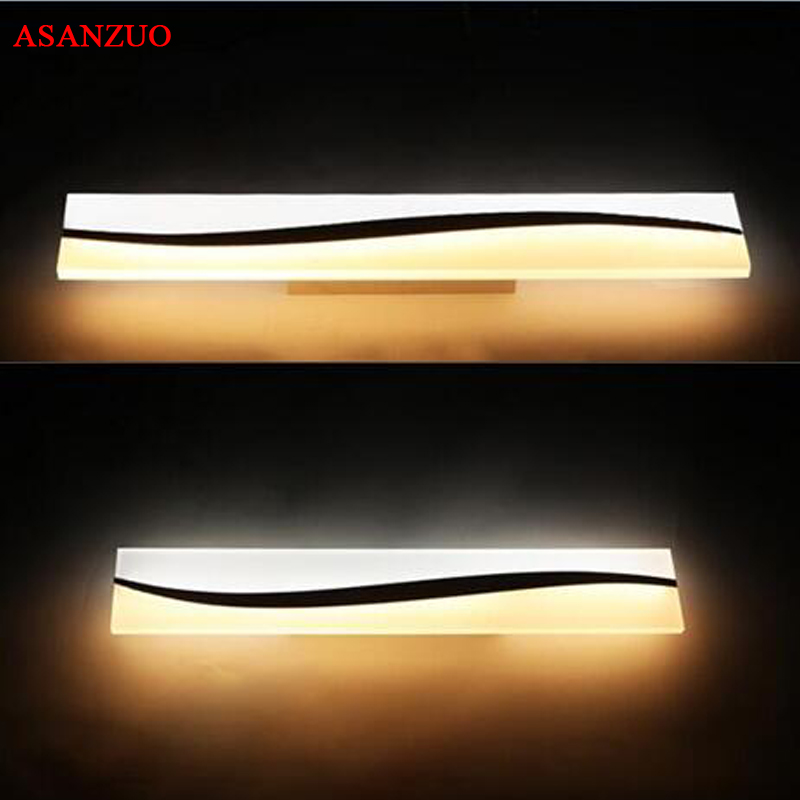 modern wall light living background Sconce bedroom bedside lamps fixtures LED lamp 85-265V 18W24W30W wall mounted up down light free shipping hi q aluminum modern brief led stair light 85 265v 3w wall mounted spotlight background light step aisle lamp