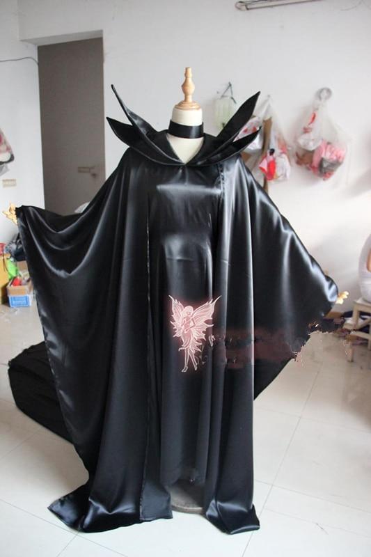 anles Maleficent Costume Adult Maleficent Cosplay Women Maleficent DressHalloween Costume for Women