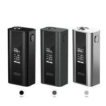 100% original Joyetech Cuboide caja mod 150 w enorme vape mod TC 150 W con control de Temperatura electrónico de Pantalla OLED cigarrillo mod