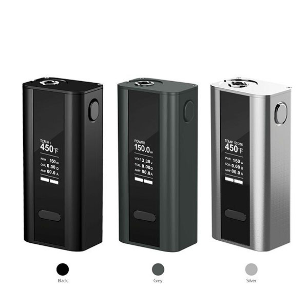 100% original Joyetech TC Cubóide enorme vape caixa mod 150 w mod 150 W com Tela OLED controle de Temperatura eletrônico cigarro mod