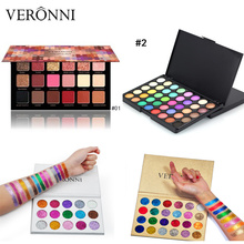 VERONNI Make Up EyeShadow Palette Professional 120 colors Matte Color Eye shadow Pigments Glitter powder Eyeshadow