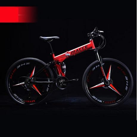 Nueva marca 24/26 pulgadas rueda de acero al carbono 21/24/27 - Ciclismo - foto 4
