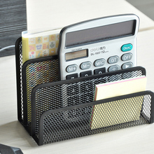 Letter-Holder Desktop-Organizer with Graduated Dividers Sorter Hotel Has Office Compact-Size