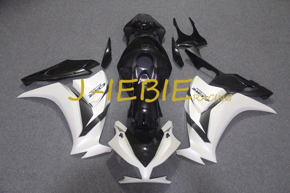 Black white Injection Fairing Body Work Frame Kit for HONDA CBR1000RR CBR 1000 CBR1000 RR 2012 2013 2014 2015