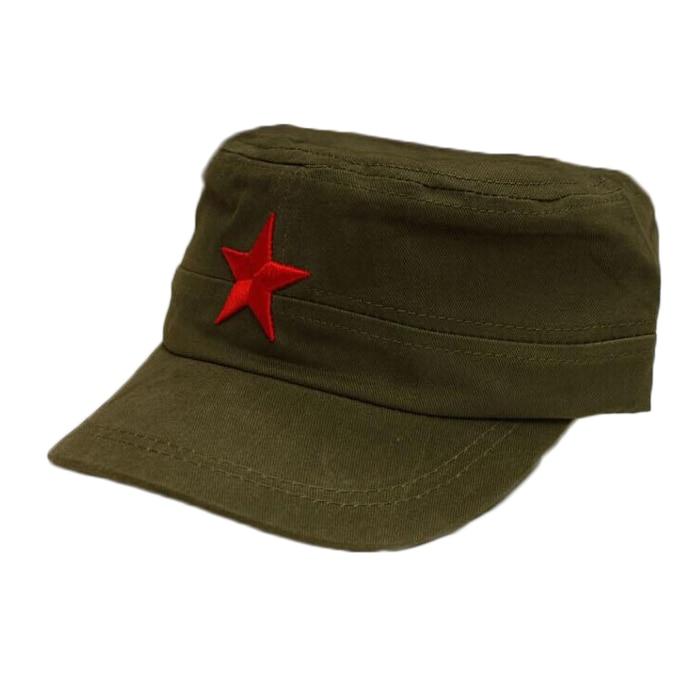 Nya märkesbaseballhattar med ny stil Unisex-hattar för broderi-stjärna. Justerbara snapback utomhus Retro-kepsar