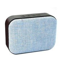все цены на Bluetooth Speaker Cloth Speaker High Power Mini Speaker Support U disk/TF Card Music Player Bluetooth Wireless Speaker Bluetooth онлайн
