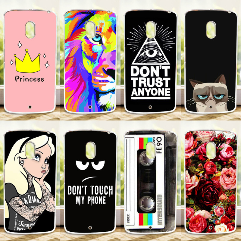Colored Phone Case FOR Motorola Moto X Play / X3 Lux / XT1562 XT1563 5.5
