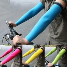 Long Gloves Scar Cover Arm Sleeves Ice Silk Sunscreen Arm Sleeves Sun Protection Arm Cover Warmer Sleeves