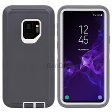 Shockproof Rugged  Samsung S10 Note8 Galaxy S9 / S9 Plus S7 Edge S7