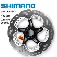 Shimano XTR Ice Tec Centre Lock MTB Mountain Bike Disc Rotors SM RT99 160mm/180mm/203mm