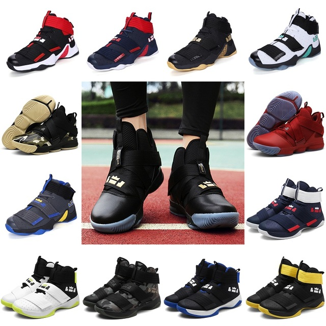 Hot sale Unisex Professional Basketball Shoes Men Damping Sneakers Girls Students Training Match Ball shoes  Zapatos baloncesto