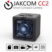 JAKCOM CC2 Compact Camera Hot Venda em Mini Câmera Inteligente como 360 Panorama Esporte Apoio Tf Night Vision