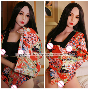 WMDOLL 168cm Realistic TPE Sex Dolls Silicone Japanese Anime Sex Robot Adult Love Doll Big Breast Sex Toys For Men