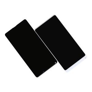 Image 2 - Voor Xiaomi Mix 2 Lcd scherm Met Touch Screen Digitizer Voor Xiaomi Mix 2 Display Mi Mix 2 Pantalla Scherm gratis Verzending
